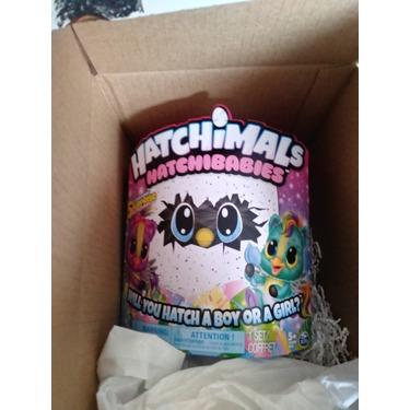 Hatchimals Hatchibabies - Ponette
