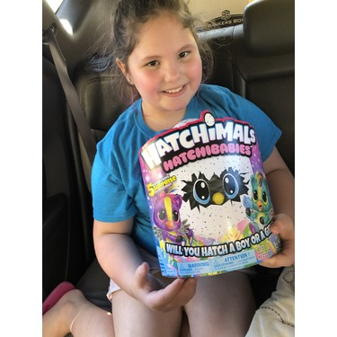Hatchimals Hatchibabies - Ponette