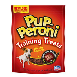 Pup-peroni training snacks