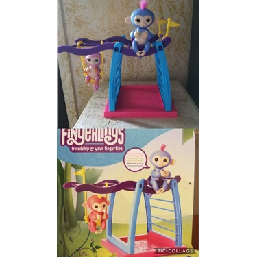 Interactive Little FingerLings Friendship At Your Finger Tips