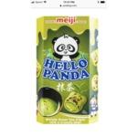 Meiji Hello Panda Green Tea