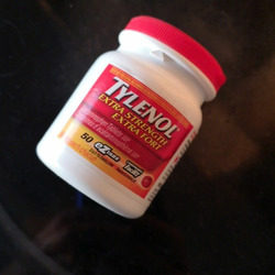 TYLENOL® Ultra Relief Tough on Headaches eZ Tabs, 500mg