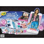 Crayola® Fashion Superstar Digital Clothes Designing Kit