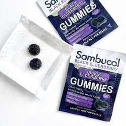 Sambucol Black Elderberry Gummies
