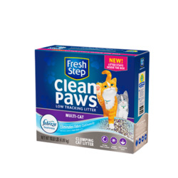 Fresh Step Clean Paws