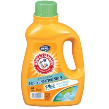 Arm & Hammer Sensitive Skin Laundry detergent