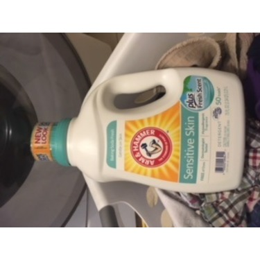 Arm & Hammer Sensitive Skin Laundry detergent