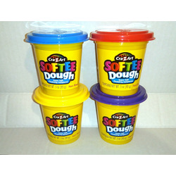 Cra-Z-Art Softee Dough(Modelling Clay)
