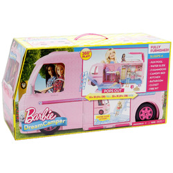 Barbie Dream Camper Van