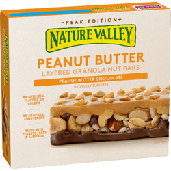 Nature Valley Layered Bar (peanut butter chocolate)