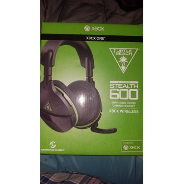 Turtle Beach Stealth600 headset(xbox ONE)