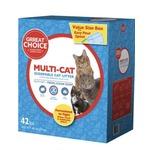 Grreat Choice Multi Cat - Cat Litter