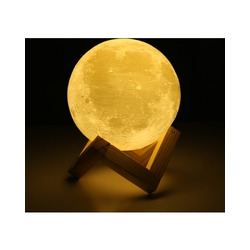 Night light 3D printed Moon light