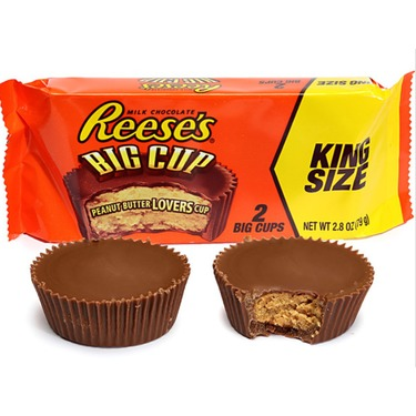 Reeses big cups