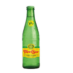 Topo Chico Lime Sparkling Water