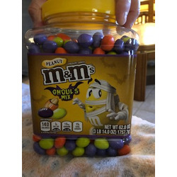 M&Ms;ghouls mix