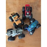Hotwheel monster trucks