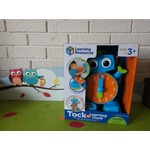 Learning Resources Tock The Learning Clock Toy