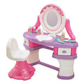 American Plastics Beauty Salon Playset