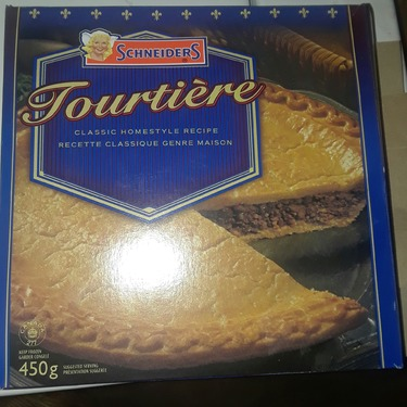 Schneiders Tourtiere homestyle recipe