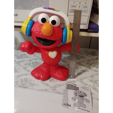 Sesame Street Lets Dance Elmo Reviews In Baby Toddler Toys
