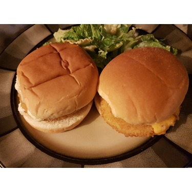 Dempster's Originals Plain Hamburger Buns