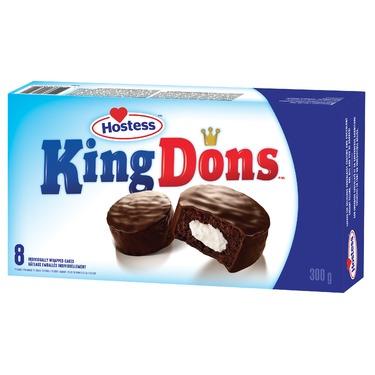 Hostess King Dons Cakes