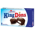 Hostess King Dons Cakes
