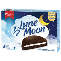 Vachon 1/2 Moon Chocolate