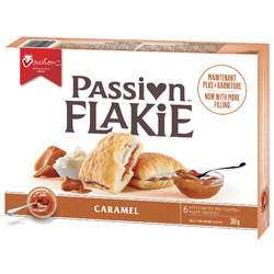 Vachon Passion Flakie Caramel Flaky Pastries