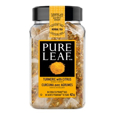 Pure Leaf Turmeric with Citrus
