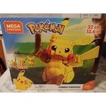 Mega Construx Pokemon Jumbo Pikachu Building Set