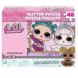 LOL Surprise Glitter 48 piece puzzle