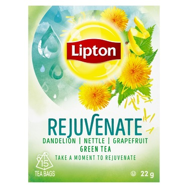 Lipton Rejuvenate Green Tea