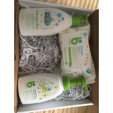 Babyganics Shampoo + Body Wash, Chamomile Verbena