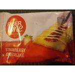 Fiber One strawberry cheesecake