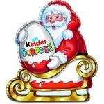 Kinder Surprise Hollow Santa (75g)