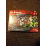 Legos Juniors Marvel Spiderman