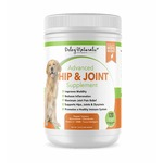 Grain Free Glucosamine for Dogs - Advanced Arthritis Pain Relief for Dogs with Organic Tumeric, Chondroitin & MSM | Hip Joint and Dysplasia Support | 120 Chicken Soft Chews | 100% Natural Supplement