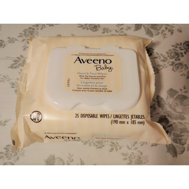 Aveeno Baby Baby Wipes for Sensitive Skin