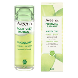 Aveeno Positively Radiant MaxGlow Serum & Primer