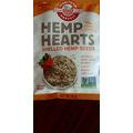 Hemp hearts shelled hemp seeds