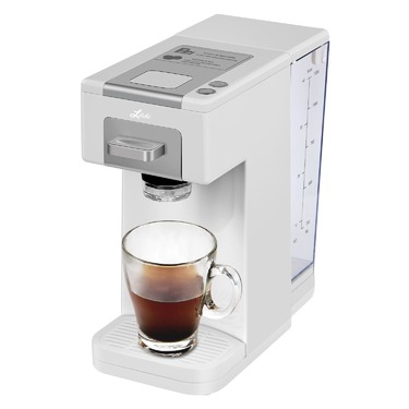 Litchi Single Serve Coffee Maker, Coffee Machine for Most Single Cup Pods Including K Cup Pods, Quick Brew Technology