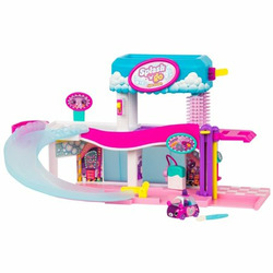 Shopkins Cutie Car Splash and Go Playset