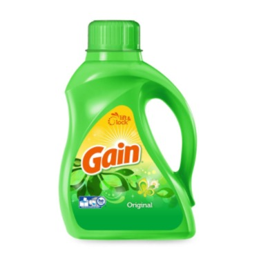 Gain Original Laundry Detergent