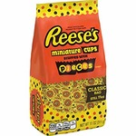Reese's Miniatures Stuffed with REESE'S PIECES Minis Bag