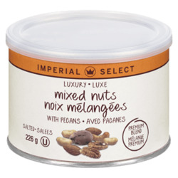 Imperial mixed nuts with Pecans