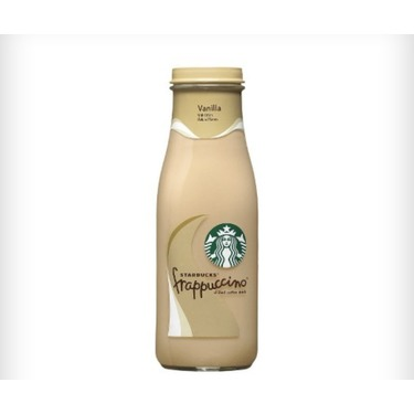 Starbucks Bottled Vanilla Frappuccino Coffee Drink