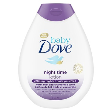 Baby Dove Night Time Lotion