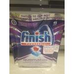 Finish Quantum Max Dishwashing Detergent
